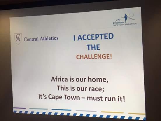CT Marathon challenge