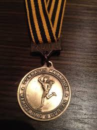 Comrades medal