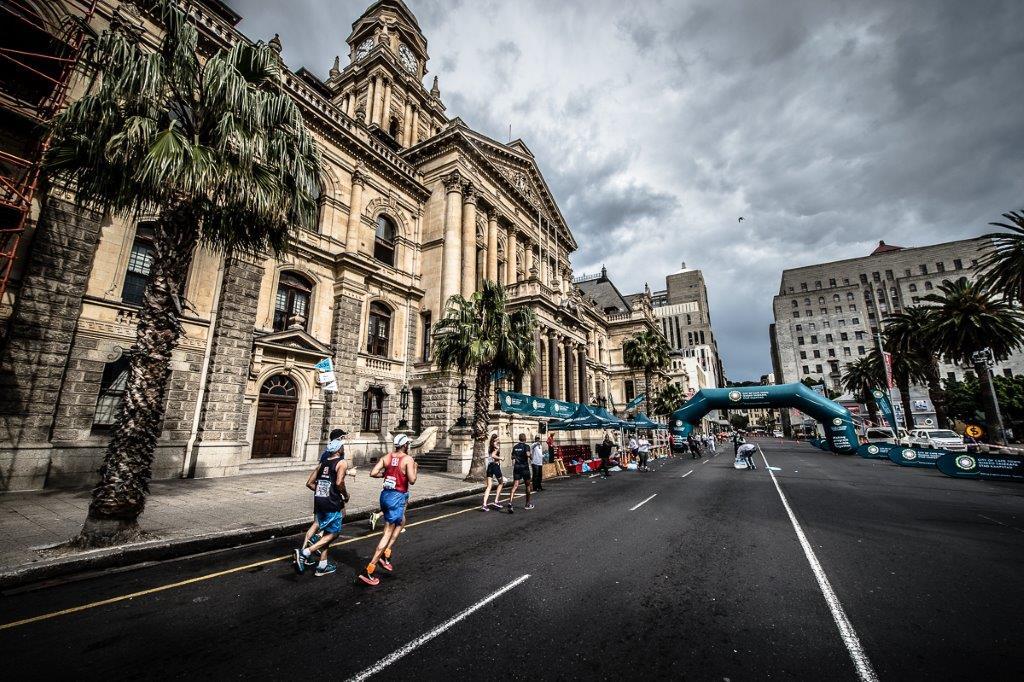 Cape Town Marathon City Hall