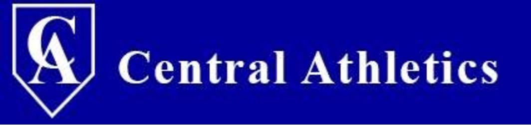 Central Athletics Blue Logo