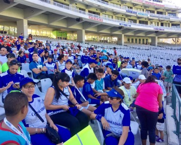 Central Athletics Club renews partnership with Newlands Cricket Stadium