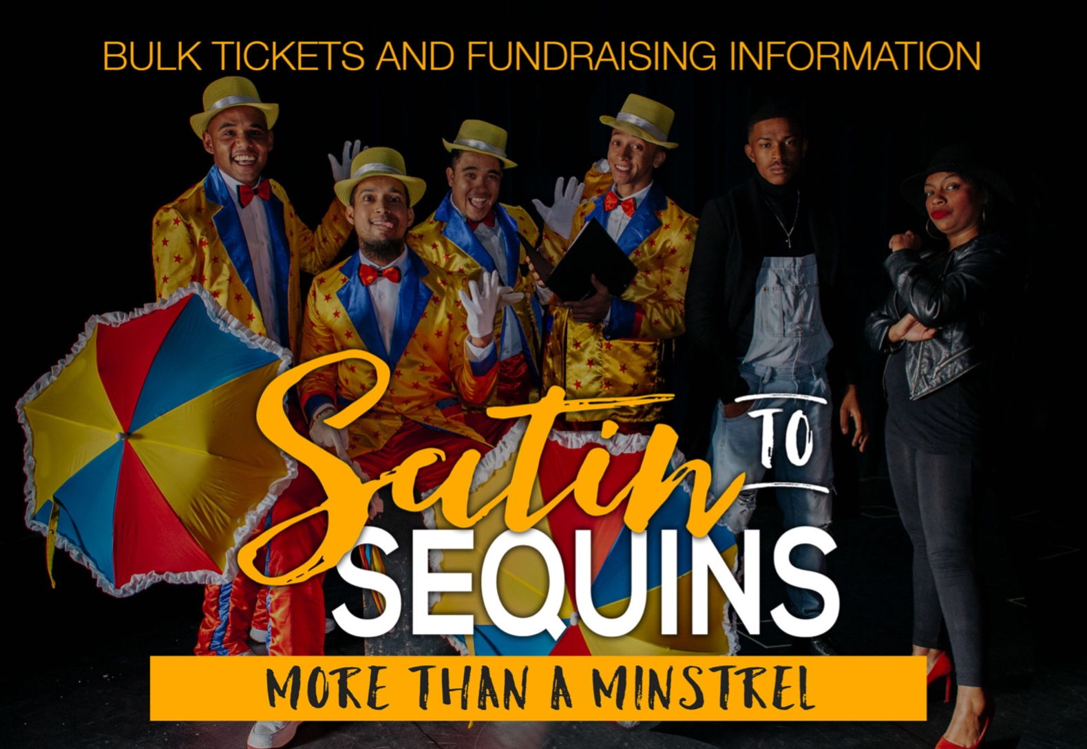 Satin to Sequins Fundraiser