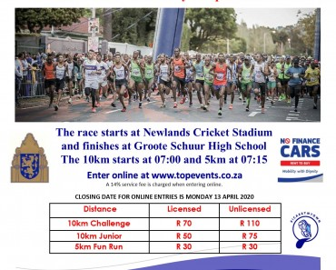 Central Athletics 10km Challenge and 5km Fun Run 2020_Revised_1
